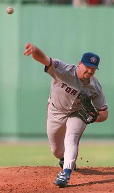 Clemens, who is tied for the most wins in Red Sox history with Cy Young, had never pitched as a visitor at Fenway before.