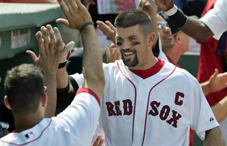 Jason Varitek leaves the Red Sox after a 15-year career during which he became one of the most accomplished players in franchise history.
