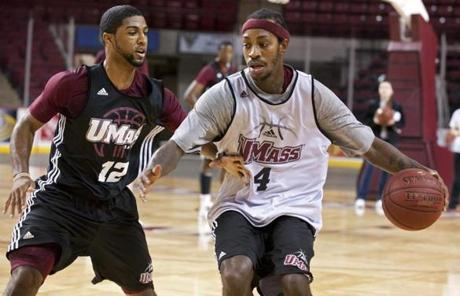 The Mullins Center has become a basketball haven for UMass in Amherst.