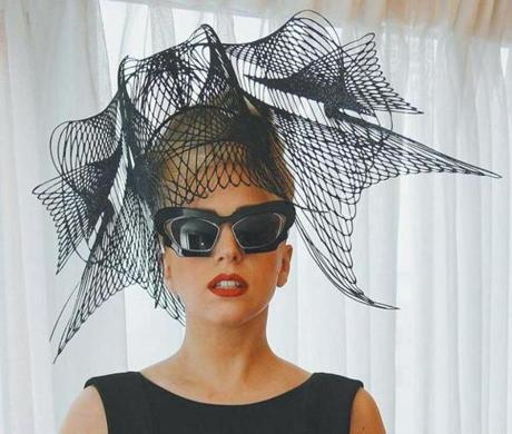 Celebrated milliner Philip Treacy creates a hat for ...