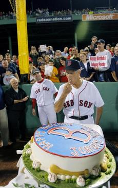 In 2006, as the Red Sox celebrated Pesky's 87th birthday, they officially named the right field foul marker