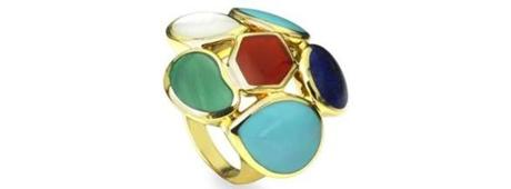 <b>COLOR HER IMPRESSED</b>: If you've been saving up to buy her something really special for Mother's Day, here's what you've been looking for. The Ippolita party ring in Riviera ($3,995) or most anything by the jewelry line. At Neiman Marcus, <a href=