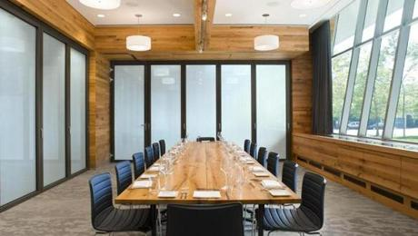 9 amazing private dining rooms for entertaining the - Private dining room boston ...