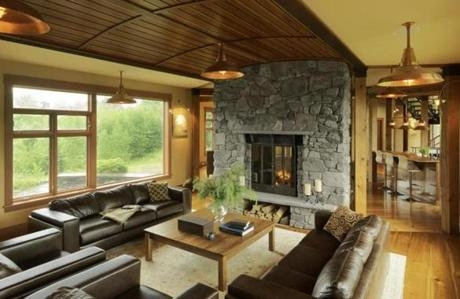 vermont home by the Cushman Design Group