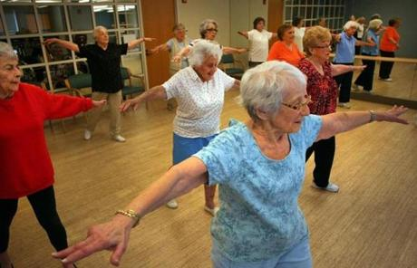 Vitality 360 is the new goal-oriented wellness program at the retirement community.
