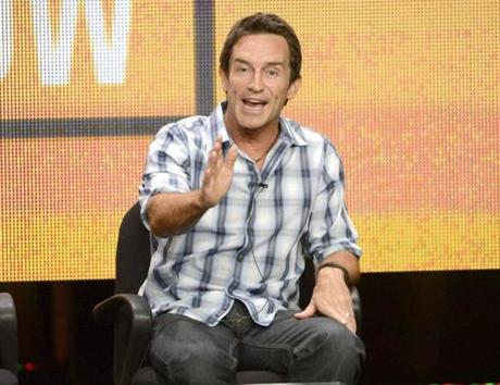 "Jeff Probst of ""Survivor'' fame is host and executive producer of his new CBS talk show."