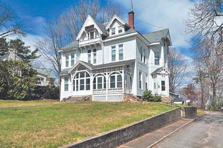 For sale gothic revival homes the boston globe for Gothic revival homes for sale