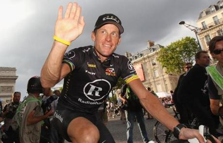 In a statement Thursday, Armstrong called the USADA investigation an ''unconstitutional witch hunt.''