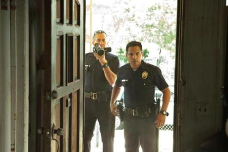 """End of Watch"" a film directed by David Ayer."