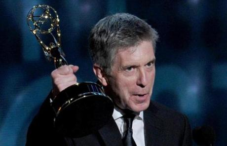 Tom Bergeron won Outstanding Host for a Reality or Reality-Competition Program for