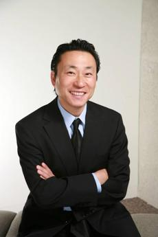 MIT List Visual Arts Center new director Paul Ha.