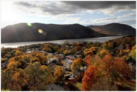 Cold Spring's exposure onto the Hudson River landscape was a magnet for artists.