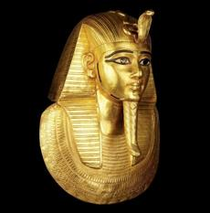Visit Seattle's Pacific Science Center by January 6 and see Tutankhamun: The Golden King and the Great Pharaohs, an exhibit featuring more than 100 objects from King Tut's tomb, including this golden funerary mask belonging to King Psusennes I.