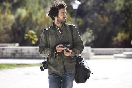 "Romain Duris in Eric Lartigau's ""The Big Picture."""