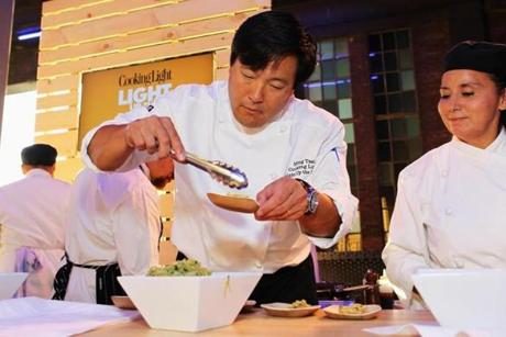 Celebrity Chef Ming Tsai is planning to open Blue Dragon, an Asian gastro pub, in early 2013.
