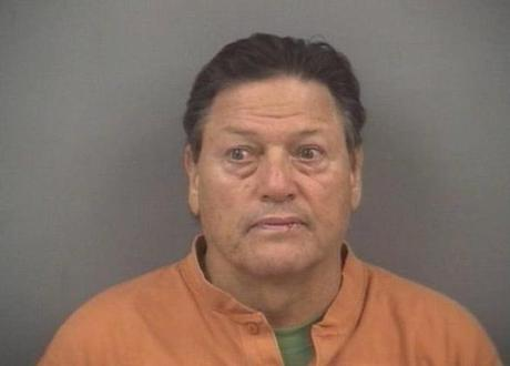 Carlton Fisk's mugshot from New Lenox, Ill.