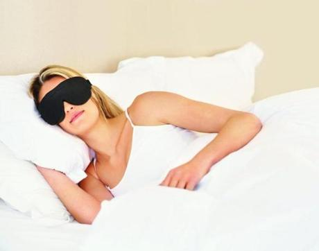 Glo To Sleep travel mask.