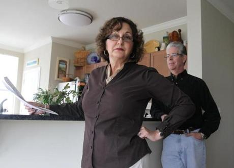 Christine and Don Young are alarmed at exorbitant water and sewer rates at SouthField and have voiced concerns.