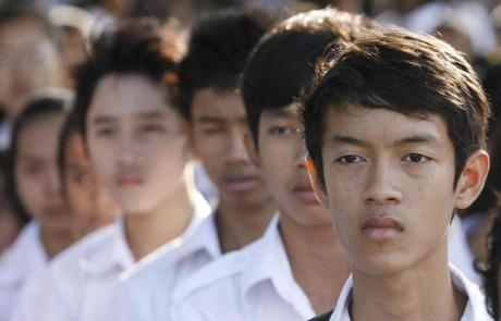 The Khmer Rouge tribunals unfolding openly in Cambodia, with outreach events that include thousands of high school students, represent a US-backed counterweight to the huge influence of neighboring China.