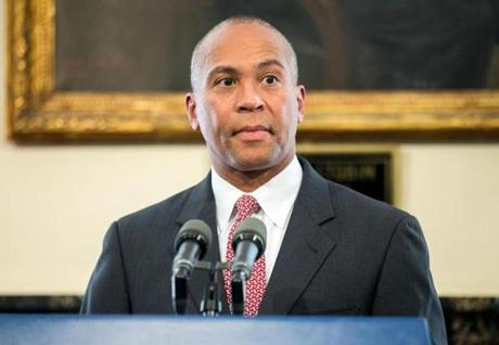 If Kerry vacates the seat, Governor Deval Patrick is required to appoint an interim senator until a special election is held to fill the post between 145 and 160 days after the vacancy.