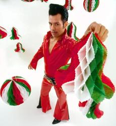 El Vez will deliver a different take on holiday tunes at Johnny D's Dec. 6.