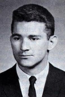 Jeff Tarr, as a student at Harvard.
