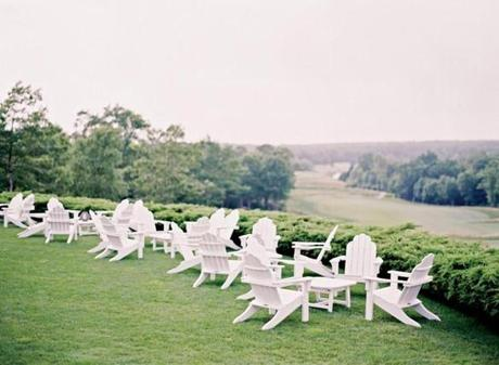 So when she and Dean Matus set out to design their own nuptials in Westerly, Rhode Island, it was those very details that would take center stage.