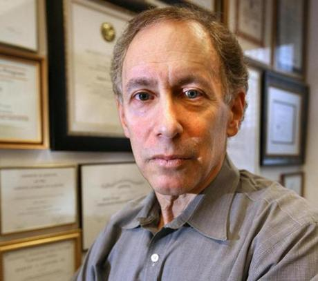 "ROBERT LANGER — The two-time award recipient from MIT said he is ""very, very honored."""
