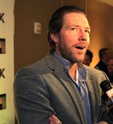 Boston, MA - 01/09/13 - **FOR NAMES** Actor/producer Edward Burns at party to announce plans for the Boston based production of the new feature film TURK, the incredible true story about the rise, fall and redemption of Boston Bruins legend Derek Turk Sanderson - (Barry Chin/Globe Staff), Section: Lifestyle/Names, Reporter: Meredith Goldstein, Topic: 10NamesTurk, LOID: 5.1.264586515