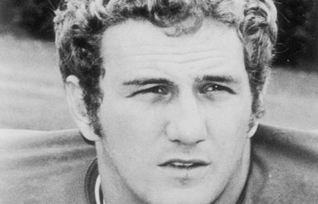 "In 1970, former player Bob ""Harpo"" Gladieux was called out of the stands during the Patriots home opener and was asked to suit up."