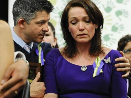 Ian and Nicole Hockley's son, Dylan, was killed in the Sandy Hook School shooting
