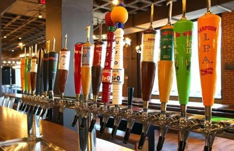 Photos Harpoon Redesigns As Fans Hop To Brewery Photo 6