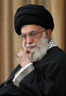 The West views Supreme Leader Ayatollah Ali Khamenei's ban on nuclear weapons as a stalling tactic.