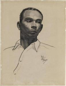 """Negro Student,"" from 1934."