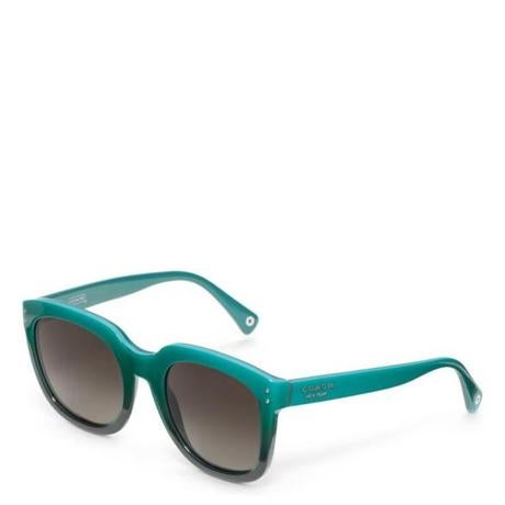 """Casey"" sunglasses, $148 at Coach, Copley Place, Boston, 617-262-2063, and other locations, coach.com."