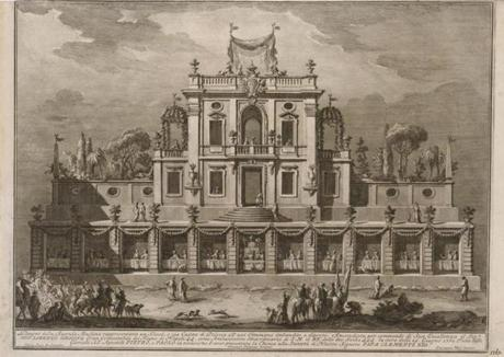 """Seconda macchina, 1762: A Casino of Delight in the Sumptuous Ottoman Style,"