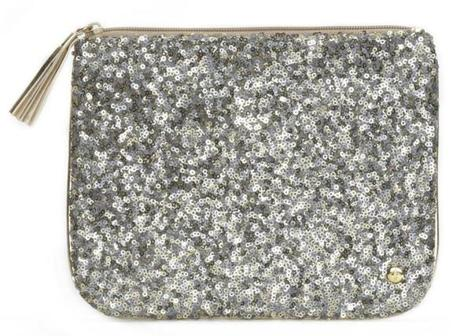 Arctic Gold Large Flat Pouch