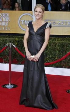 Actress Julie Bowen of the TV comedy