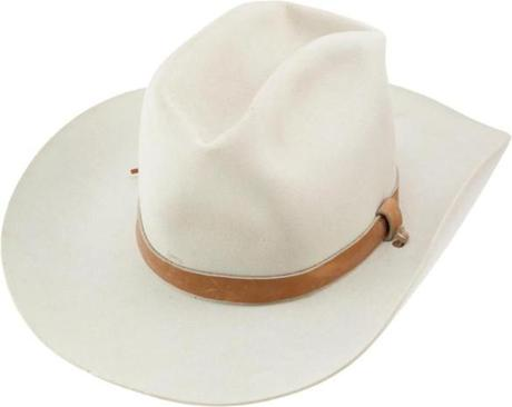 Team USA cowboy hat from the opening ceremonies.