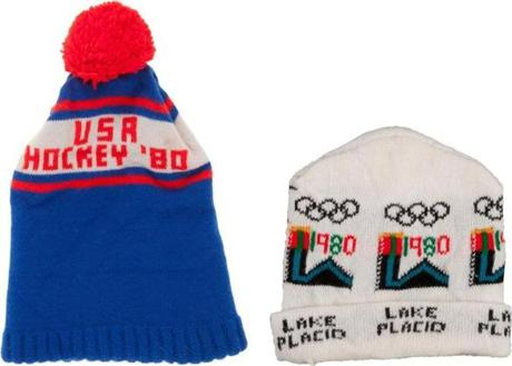 Team USA knit hats.
