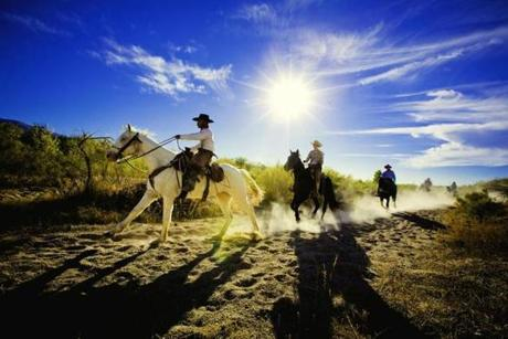 Family-friendly Tanque Verde Ranch in Arizona.