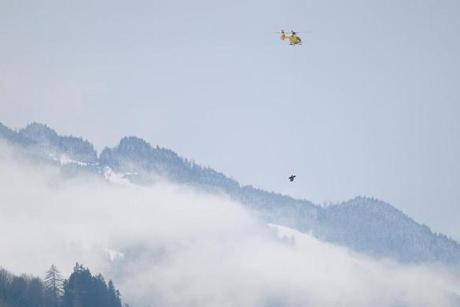 Vonn was airlifted out of the Schladming ski area to a local hospital.