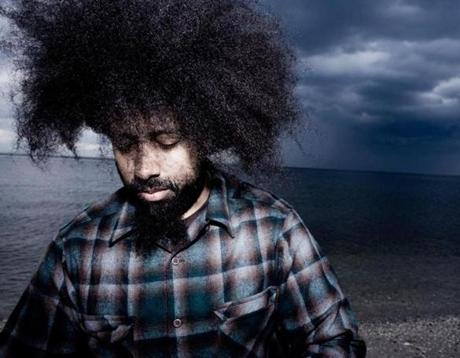 "Reggie Watts in ""Transition,"" a film that will kick off The Next Thing Festival on Friday."