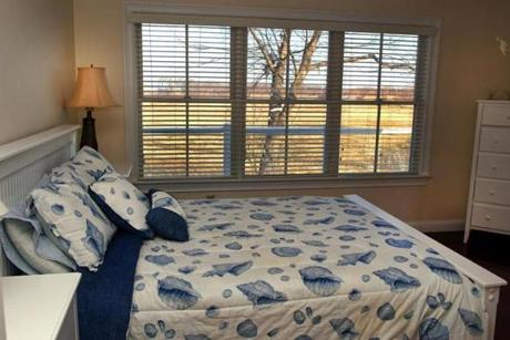 Quincy-01/09/13- Home of the week-12 Quentin Street. A third bedroom that is upstairs. Boston Globe staff photo by John Tlumacki (business)