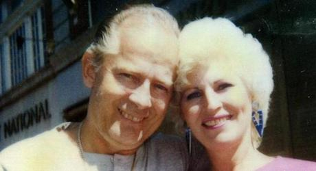 Whitey and Teresa Stanley, his girlfriend of three decades, on a 1980s trip to Europe.