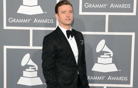 If we had to pick the gold standard of the night, the award would undoubtedly go to Justin Timberlake.