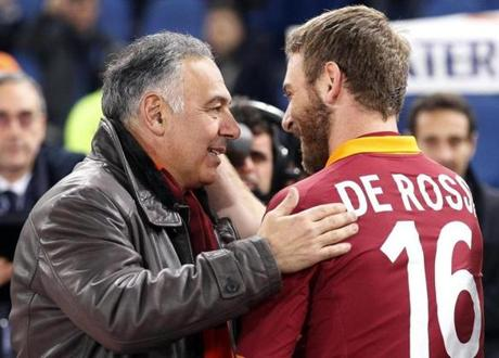 Jim Pallotta and other team owners want to build AS Roma into a global brand on par with Manchester United, complete with plans to build a new stadium to replace Rome's aging Stadio Olimpico.