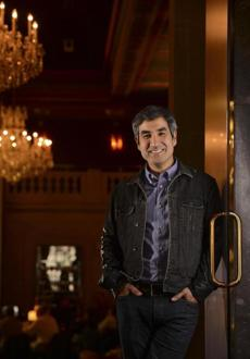 Bijan Sabet. Age: 44. Occupation: General partner at Spark Capital. Residence: Weston.