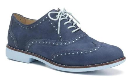 """Gramercy"" oxford, $198 at Cole Haan, 109 