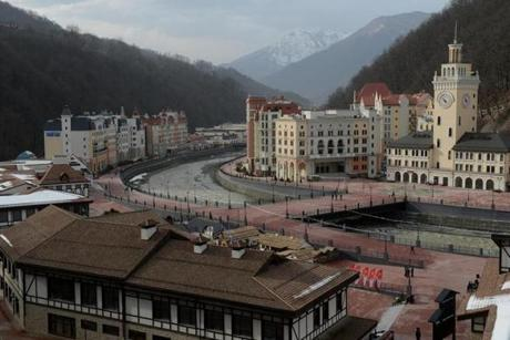 After the Games, the Russian government envisions Sochi as a magnet for everything from Formula 1 auto racing to a training center for the national soccer team to the G8 summit, which will be held there next year.